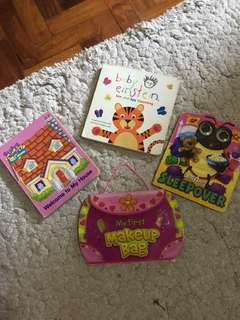 Take all toddlers books