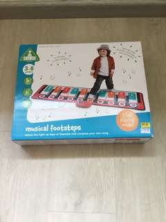 ELC Musical Footsteps Piano