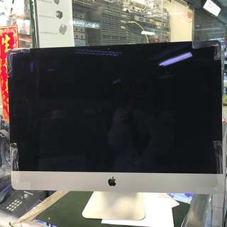 "iMac  27"" i5 2.9G 8G 1TB GeForce 660M 2012薄款"