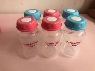 Breast milk Bottles