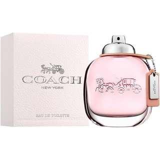 Coach Signature Eau De Toilette Perfume *FAST DEALS $78*