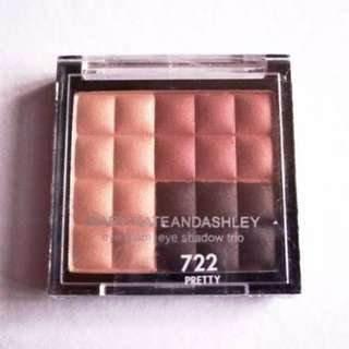 Mary-Kate & Ashley Eye Glam Trio EYESHADOW 722 Pretty