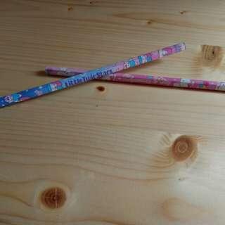 Sanrio pencil