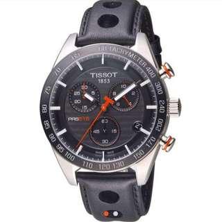 TISSOT PRS 516 天梭 賽車元素腕錶 手錶 三眼