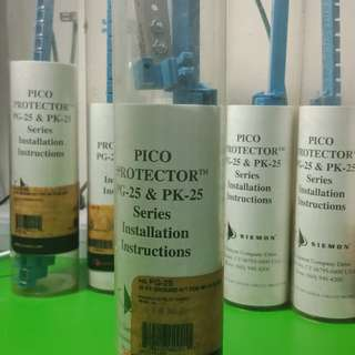 Pico protector PG-25 and KG-25