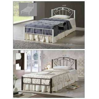 THICK SINGLE BED