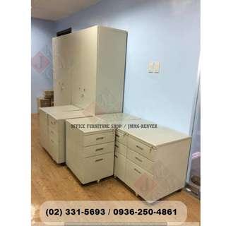 3-Drawer ( Mobile Pedestal ) Office Partition*Furniture
