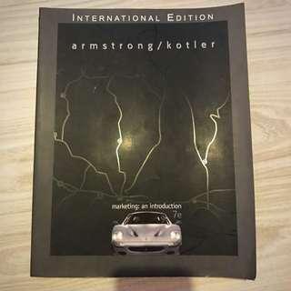 Armstrong/Kotler - Marketing: an introduction 7e