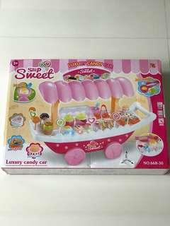 BN Luxury Candy Car