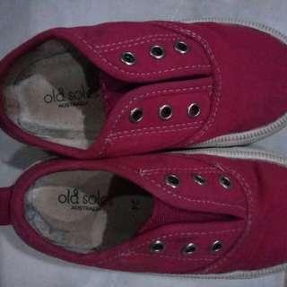 #horegajian Preloved sepatu oldsoles-australia