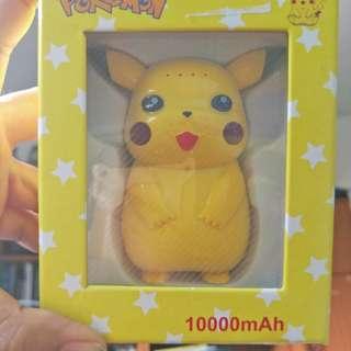 Powerbank Pikachu 10k mah