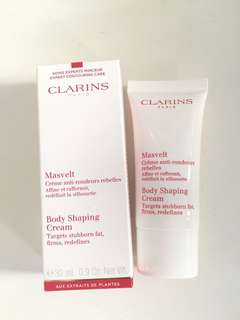 Clarins body shape