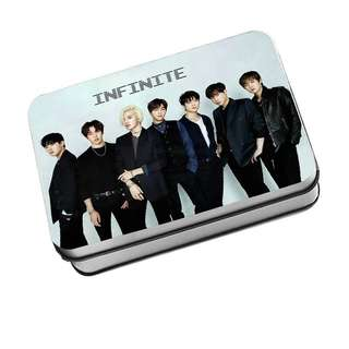 INFINITE POLAROID CASE
