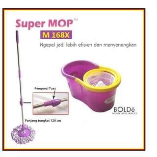 Supermop M168x+ Premire Bolde Original