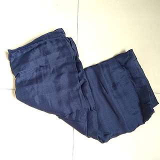 Scarf   Navy Blue