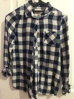 Checkered Shirt by H&M