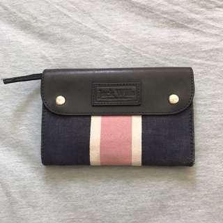 Jack wills  wallet 錢包 銀包