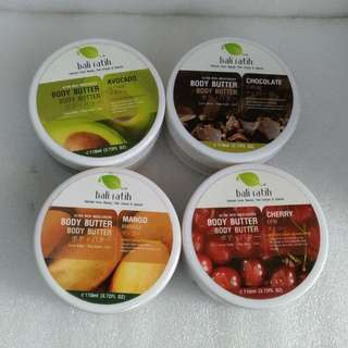 OBRAL!! Bali Ratih Body Butter Ultra Rich Moisturizer
