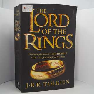 book ( lord of the ring )