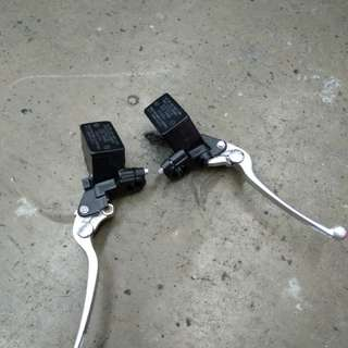 Suzuki Clutch pump and Master Pump