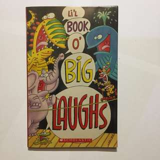 Lil' O Big book of Laughs