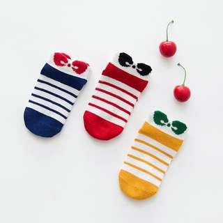 蝴蝶結 Socks 短襪