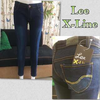 Overrun Lee XLine pants