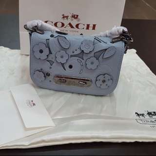 READY STOCK Coach swagger shoulder bag