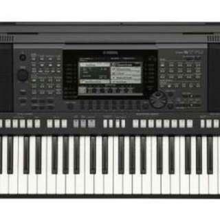Dijuak Keyboard Yamaha PSR S770 Promo Dp 0%