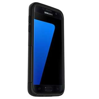 OtterBox 77-53001 COMMUTER SERIES Case for Samsung Galaxy S7 - Frustration Free Packaging - BLACK