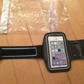 Brand new iPhone sports pouch waist band and handfree bag