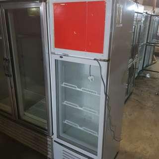 聯品中型汽水櫃上層冷凍下層常溫 售1500元 代客call gogo