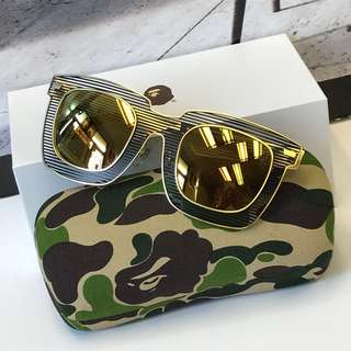 A bathing Ape Sunglasses