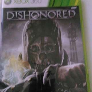 Dishonored Xbox 360 Edition