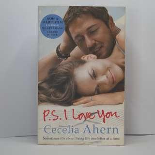 BOOK ( P.S . I LOVE YOU )