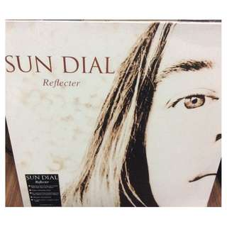 Mint sealed sun dial reflector record vinyl indie rock reissue