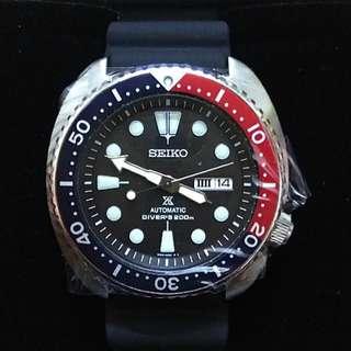 [BNIB] Seiko Prospex Pepsi Turtle SRP779K1 SRP779