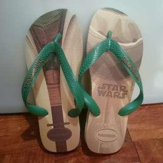 Havaianas Starwars Yoda (size 6W)