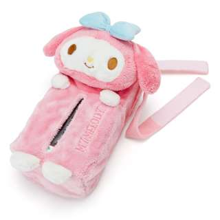Japan Sanrio My Melody Tissue Box Cover (Pink)
