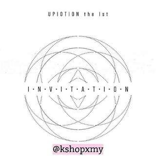 UP10TION 1st Full Album - ' Invitation '