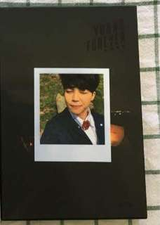 LAST STOCK BTS YOUNG FOREVER ALBUM NIGHT VERSION WITH JIMIN PC