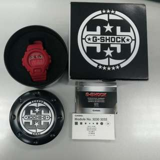 G-SHOCK 35th Red Out Annivesary