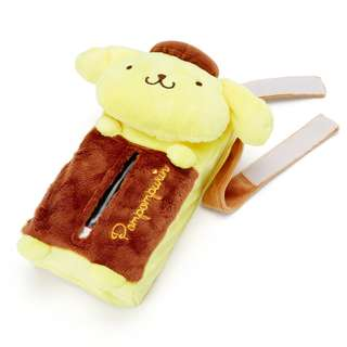 Japan Sanrio Pompompurin Tissue Box Cover (Yellow)