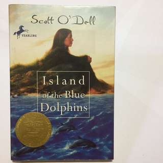 Island of the Blue Dolphins - Children's Books