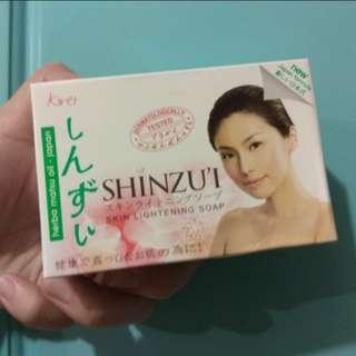 (甜櫻花味)全新Shinzui全身美白肥皂