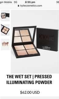 Kylie Cosmetics Wet Set