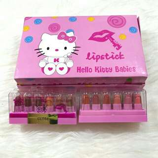 Lipstik mini hello Kitty babies