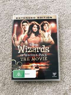 Wizards of Waverley Place DVD