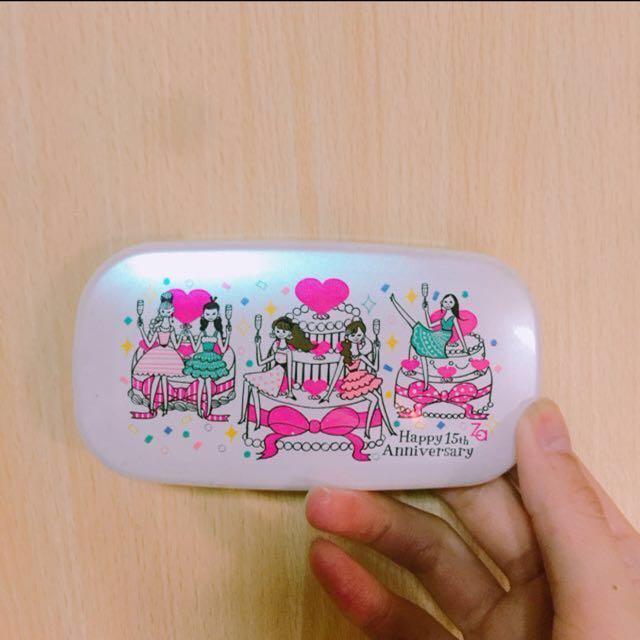 ᶻᴬ15週年慶限定版 細緻粉餅 9.5新#彩妝五折