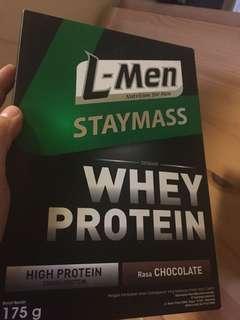 L Men ChocolateWhey Protein